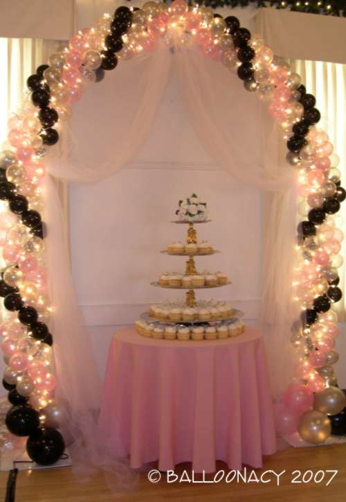 wedding arches decorations styles