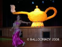 Aladdin's LampThis spectacular Aladdin's Lamp is a