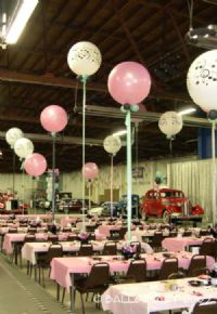 Towe Musuem 50's themed parties, classic cars, bobby socks, rock'n roll, Elvis, Betty Boop, juke box parties. Click To Zoom