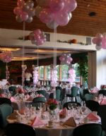 Topiary Centerpieces * Click To Zoom