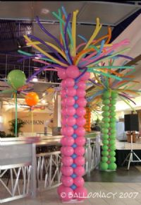 Celebration Columns*Wild and Fun