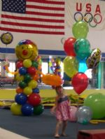 Party Pal*Balloons fill the room with fun, laughter and excitement! Click To Zoom