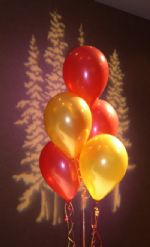 Cascade of BalloonsSimple and elegant! Click To Zoom