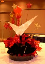 Custom Logo CenterpiecesCustom logo centerpieces made especially for you! Click To Zoom
